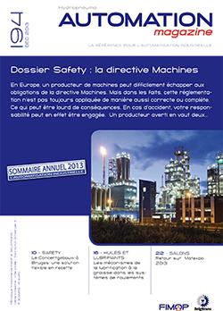 Automation Magazine Décembre 2013