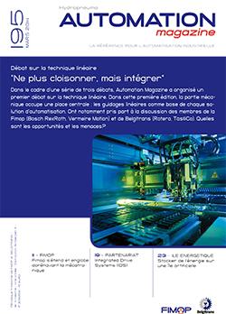 Automation Magazine Mars 2014