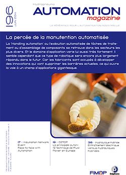 Automation Magazine Juin 2014