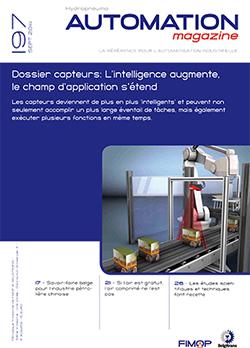 Automation Magazine septembre 2014