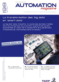 Automation Magazine novembre 2014