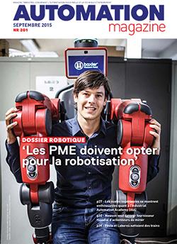 Automation Magazine septembre 2015
