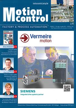 Motion Control novembre 2015