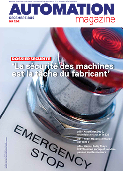 Automation Magazine novembre 2015