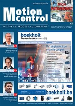 Motion Control novembre 2016
