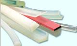 Courroie de transport polyuréthane nature/transparent PU 80 A