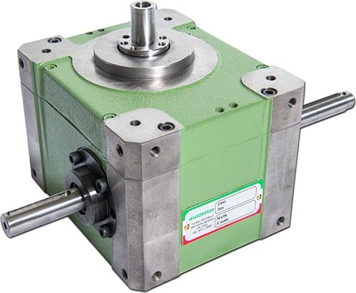 Indexeur mécanique Autorotor
