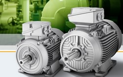 Moteurs électriques Siemens