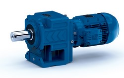 Watt and Motovario gear motors