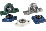 Cast iron, stainless-steel, valox, SNC and monoblock bearings NTN-SNR