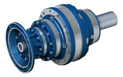 Planetary reduction gears, worm-screws, coaxial tapered torque, reduced play and tilting reduction gears