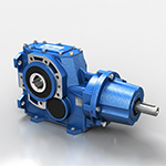 Tapered torque reduction gears