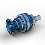 EX, EXB, ATEX et APEX planetary reduction gears